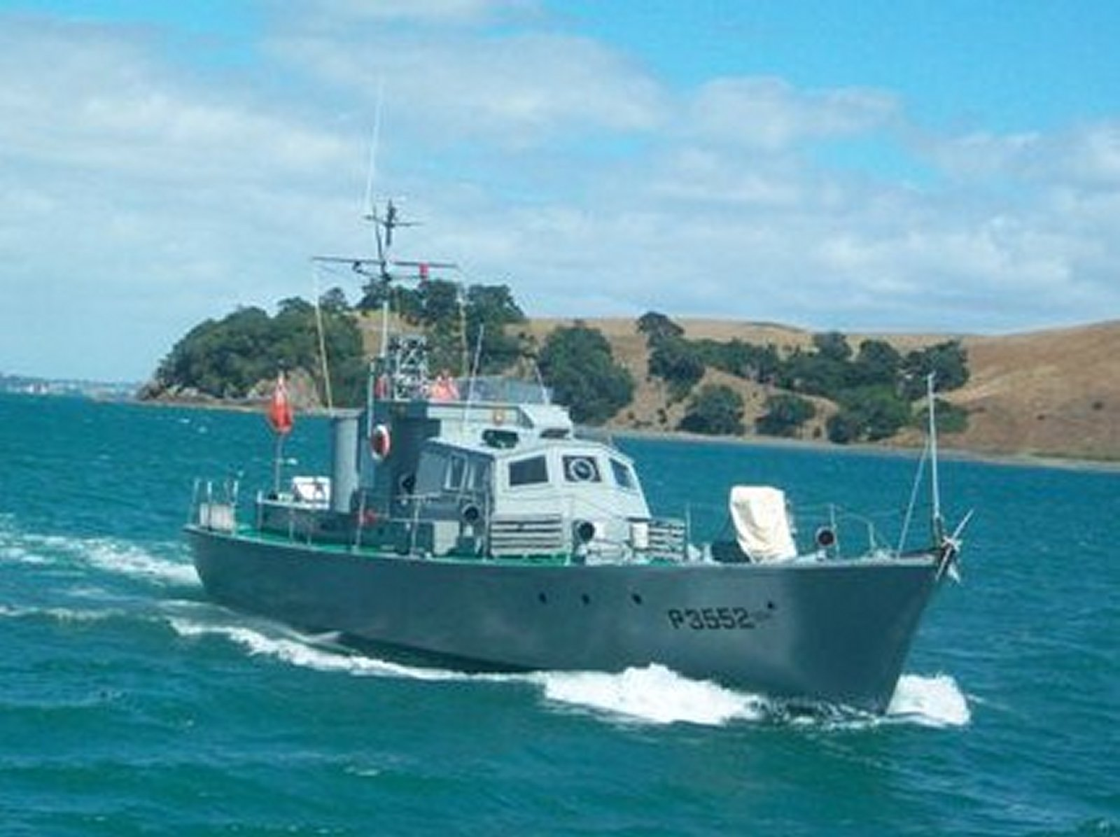 Hmnzs Paea As She Is Today Rnzn Communicators Association