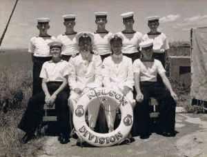33rd WT Boys 1955