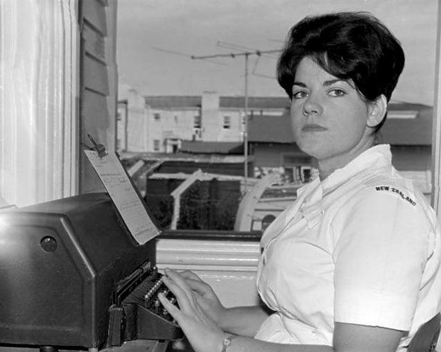 Gail Radonich 1962