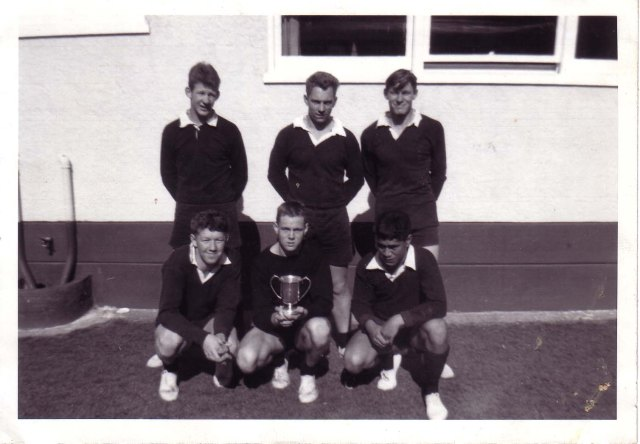 Hawea Cup Second Time Winners 2 Aug 65