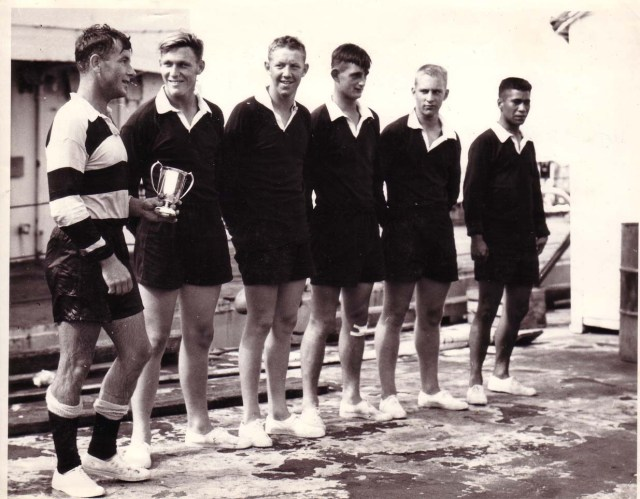 Hawea Cup Winners 15 May 1965 Resize