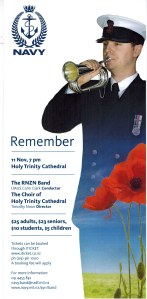 Band Rememberance Day