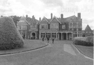 Bletchely Park